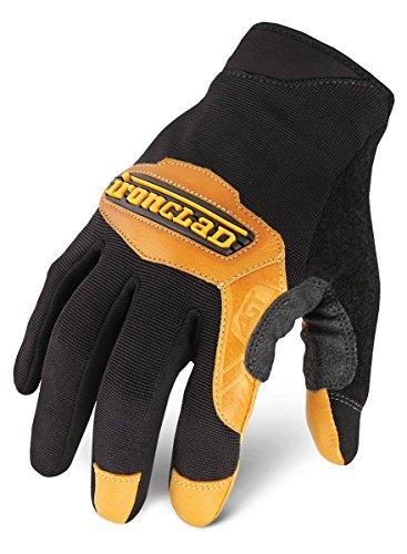 Ironclad RWC2-04-L Ranchworx Cowboy Glove, (Cowboy Gloves)