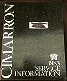 1983 Cadillac Cimarron Shop Service Repair Manual