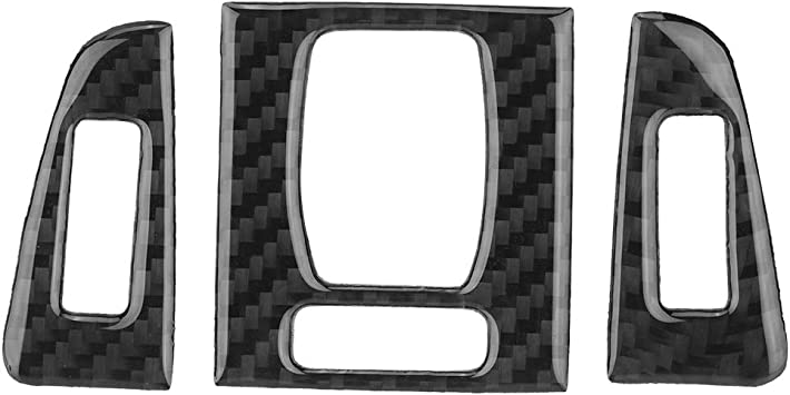 Qiilu Car Air Conditioning Vent Outlet Trim Frame Cover for BMW 3 4 Series GT F30 F32 F34
