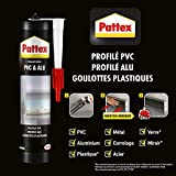 Pattex PVC & Aluminium Adhesive Sealant for Fixings
