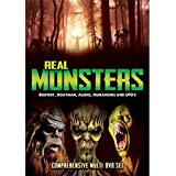 Real Monsters: Bigfoot, Goatman, Aliens, Humanoids And UFOs