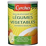 Cyrches Vegetables Dehydrated Bouillon, 350g