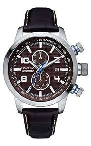 Nautica A18547G - Reloj de cuarzo para hombre