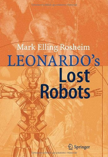 Leonardo's Lost Robots: 1st (First) Edition