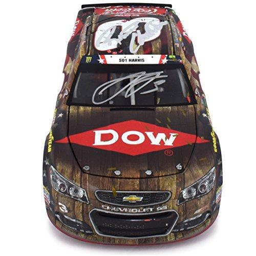Lionel Racing Dual Autographed Austin Dillon/Richard Childre