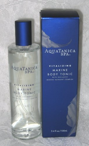 Aquatanica Spa Vitalizing Marine Body Tonic from Bath & Body (Aquatanica Spa)