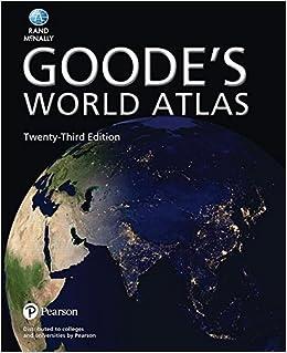 Goodes world atlas 23rd edition rand mcnally 9780133864649 goodes world atlas 23rd edition rand mcnally 9780133864649 books amazon gumiabroncs Choice Image