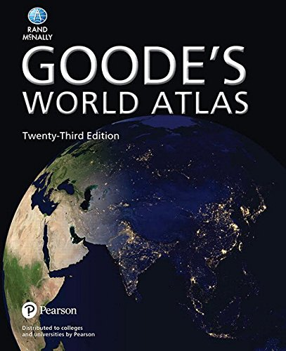 Goode's World Atlas (23rd Edition) cover