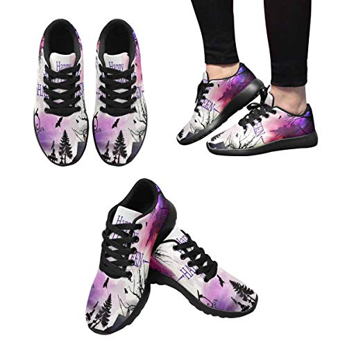 Sneaker 8 Women's Design Running InterestPrint Custom qFP144