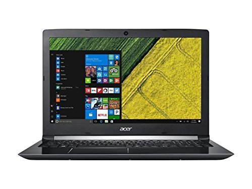 2018 Flagship Acer Aspire 15.6 HD LED backlight Laptop – Intel Dual-Core i3-7100U, 8GB DDR4, 128GB SSD, Intel HD Graphics 620, 802.11ac, SD Memory Card, Bluetooth, HDMI, Webcam, USB 3.0, Win 10