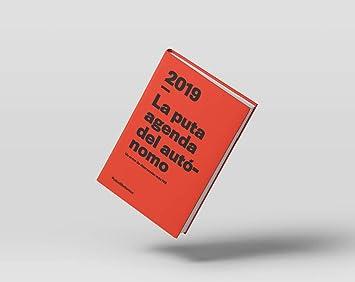 Putos Modernos - Fisura PM0865 Agenda 2019 La Puta Agenda ...