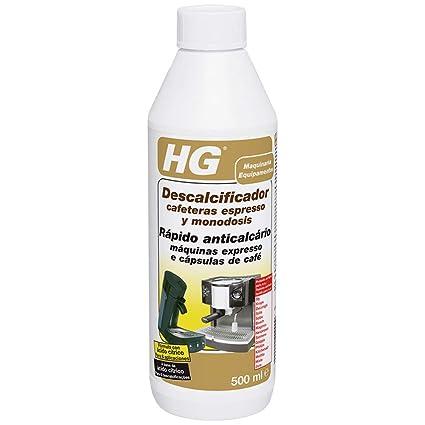 HG 323050109 - Descalcificador Cafeteras Espresso (envase de 0,5 L)