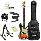 Dean Guitars PARAMOUNT TSB-KIT-1 4-String Bass Guitar Pack