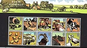 2005 diseño de animales de sello en unidades de presentación
