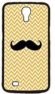 Mustache Mania Hard Case for Samsung Galaxy Mega 6.3 I9200 I9205 ( Sugar Skull )