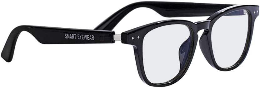 Joick Bluetooth Audio Sunglasses Portable Travel Handsfree Music Wireless Sunglasses Eyewear, Kx-01, Anti Blue Light