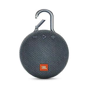 JBL Clip 3 - enceinte Bluetooth Portable avec Mousqueton - Étanchéité Ipx7 - Autonomie 10hrs - Qualité Audio JBL - Bleu 9