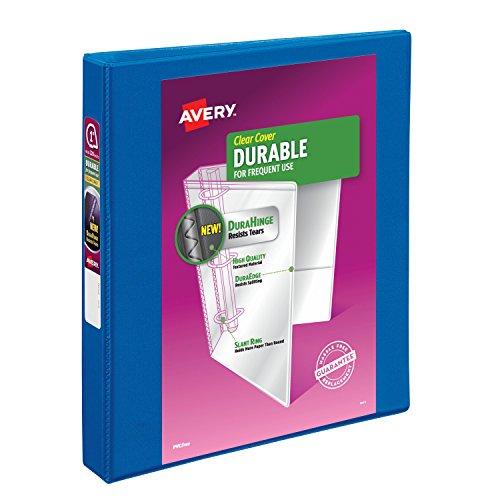 Avery 220 Sheet Capacity DuraHinge 17014