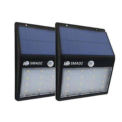 Outdoor Solar Security Light Reviews - 2