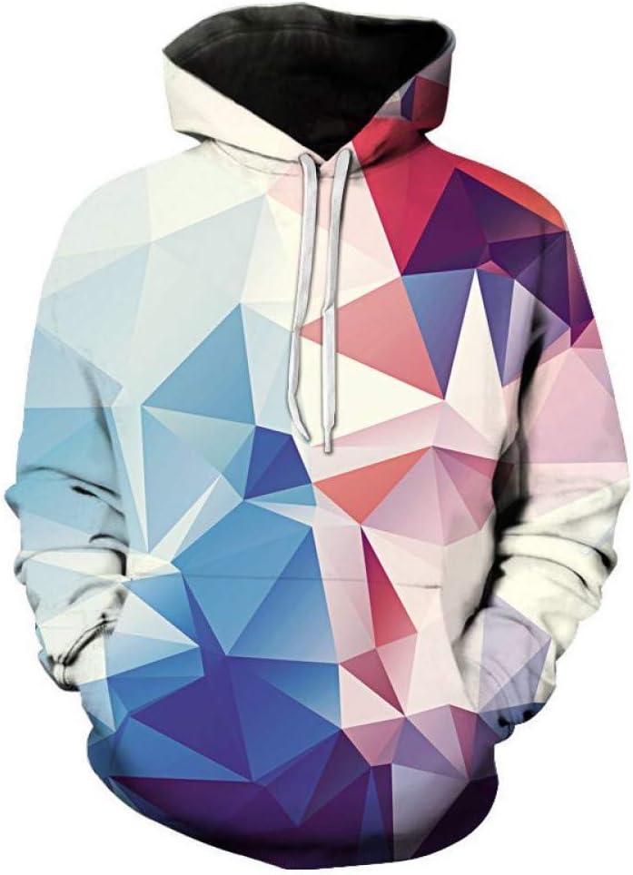 PU Frühling und Herbst 3D Gedruckte Hoodies Männer Frauen Kapuzenpullis Pullover Taschenjacken Qualität Outwear Trainingsanzüge,M S