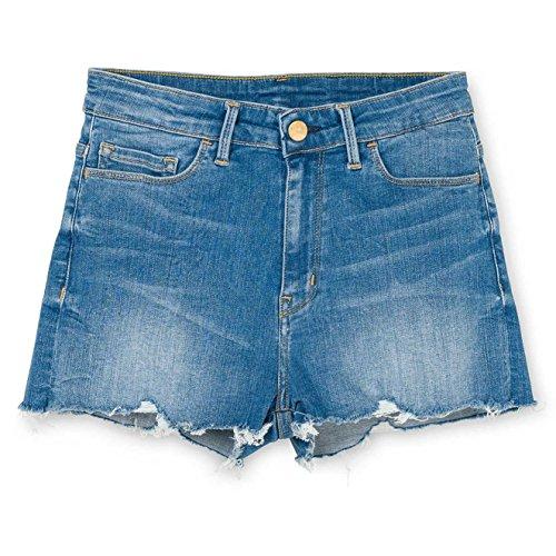 Carhartt Blue Femme Short lavato Flaw rrOfq