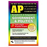 AP Government and Politics, Robert F. Gorman and Jack Hamilton, 0878918841