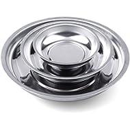 [Sponsored]HORUSDY 3-Piece Magnet Trays Set, 3