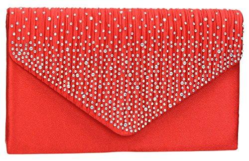Pochette femme red Pochette Vincenza Vincenza pour pour femme Vincenza red tOw7qvUq