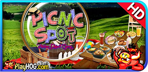 Picnic Spot - Hidden Object Game [Download] Casual English Picnic Basket