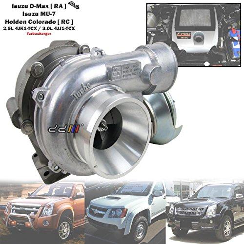 Turbo Turbocharger For Isuzu D-Max Colorado 3.0L 4JJ1-TCX RHV5 VIGM 8980115293