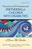 img - for Parents and Professionals Partnering for Children With Disabilities: A Dance That Matters book / textbook / text book