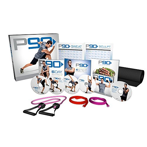 Tony Horton's P90 Deluxe Kit DVD Workout by Beachbody
