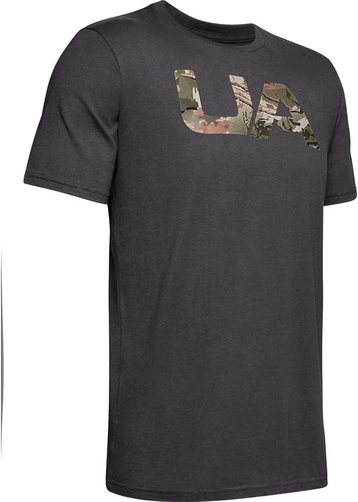 Under Armour Mens Camo Fill T-Shirt
