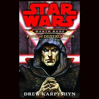 darth bane audio book