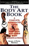 The Body Art Book, Jean Chris Miller, 042515985X