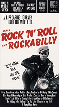 Early Rock'n'roll and Rockabilly
