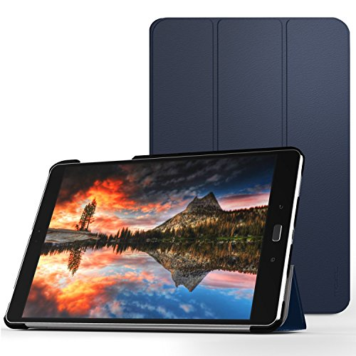 MoKo ASUS ZenPad 3S 10 Z500M Case - Slim Lightweight Smart Shell Stand Cover for ASUS ZenPad 3S 10 Z500M 9.7-Inch Tablet 2016 Release (NOT FIT Model# Z500KL), Indigo