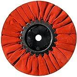 """Keystone 90023 - 8"""" Red Buffing Wheel"""