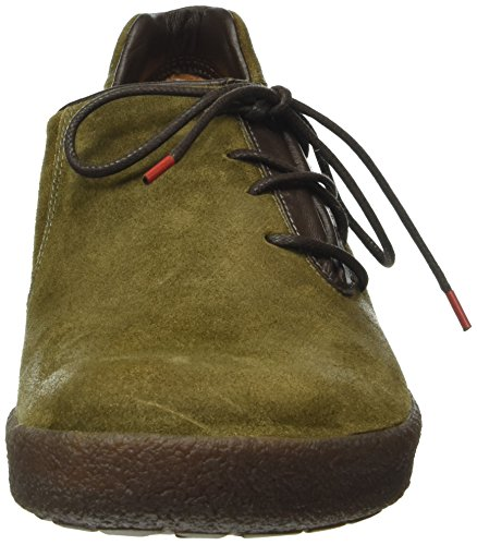 Think!GEOAG 787644 - Zapatillas para hombre Marrón (ESPRESSO/KOMBI 42)