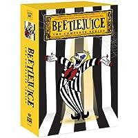 Beetlejuice The Complete Series On DVD