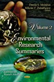 Environmental Research Summaries, , 1622575997