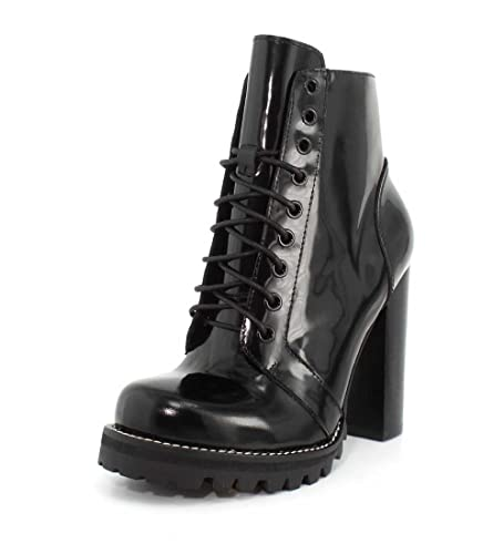 Women's Legion Lace Up High Heel Booties
