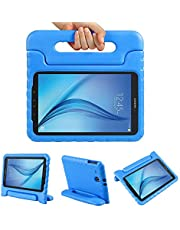 Smart Tablet Case for Ipad 10.2 2019 Kids EVA Cover Case for Apple Ipad 7 7th 10.2 A2200 A2198 A2197 (Blue)