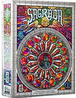 Cranio Creations Sagrada CC103 - Juego de Mesa, Multicolor: Cranio Creations: Amazon.es: Juguetes y juegos