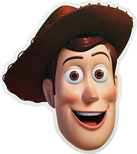 Toy Story Woody - Card Face Mask -