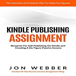 Kindle Publishing Assignment