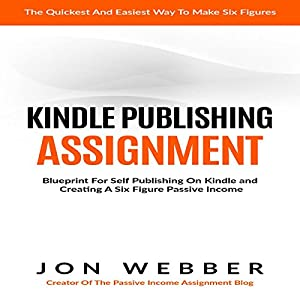Kindle Publishing Assignment Audiobook