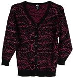 Iron Fist Color Me Rad Jacquard Cardigan Women-Medium offers