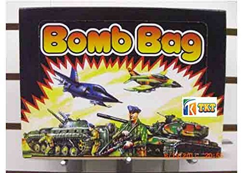 (TKT Bomb Bags 72 Bomb Bags In Display)