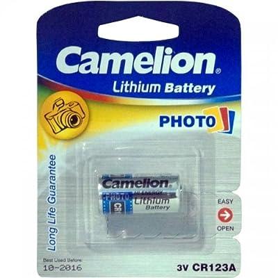 Camelion Camelion 3-volt Lithium Battery, Single Pack